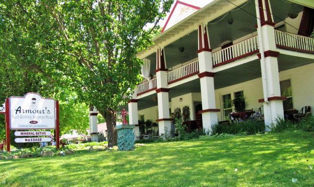 The Armour's Hotel TN