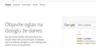 dodatne povezave (sitelinks) do spletnih mest