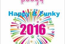 DJ PoDgY - Happy & Funky 2016