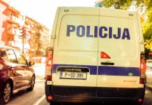 Policijski kombi