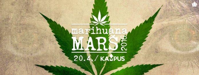 Marihuana marš 2016