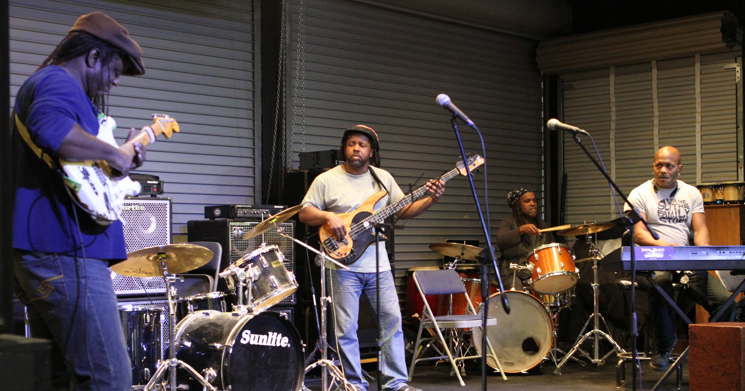 Victor Wooten's Center for Music and Nature, Hurricane Mills, TN