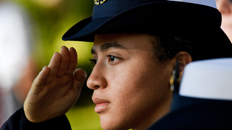 US Coast Guard Academy