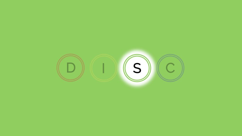 Understand Your DISC: Steadiness