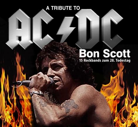 Бон Скот (1946-1980)