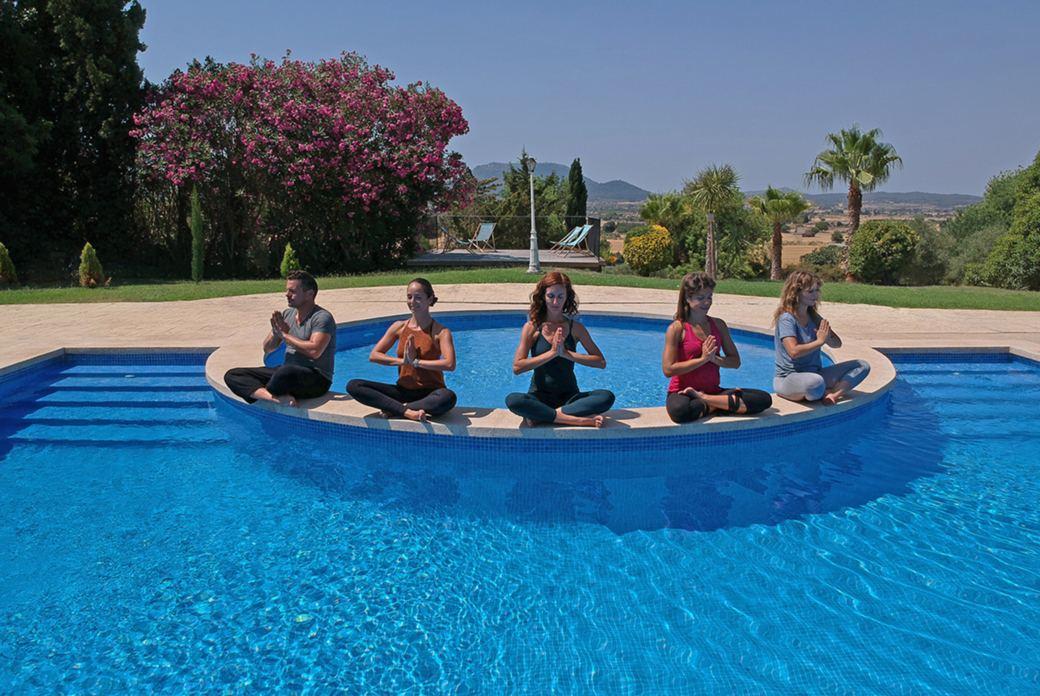 yoga kurzurlaub mallorca indigourlaub
