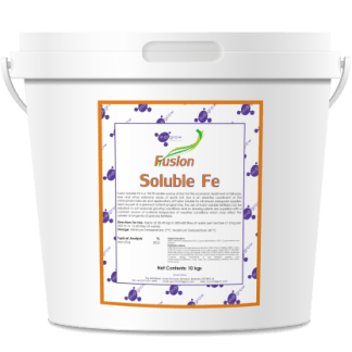 Indigrow Product Fusion Soluble Fe (Iron)