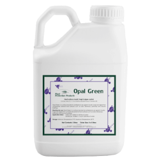Indigrow Product Opal Green