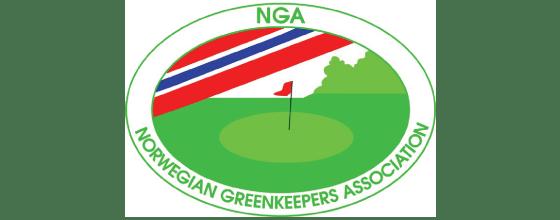 Norwgian Greenkeepers Association logo