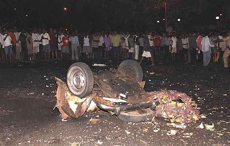 Terrore a Mumbai, la testimonianza di Stefano Checchin