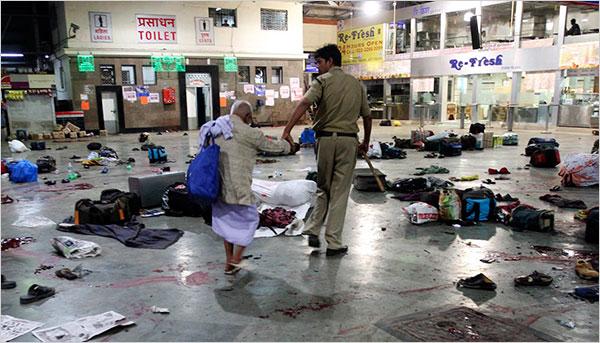 Aggiornamento sugli attacchi dei Deccan Mujaheddin a Mumbai