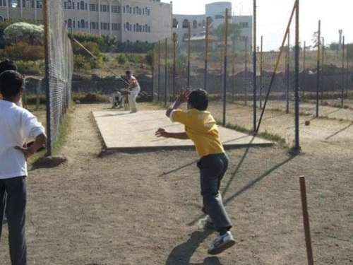 Cricket a Bhopal