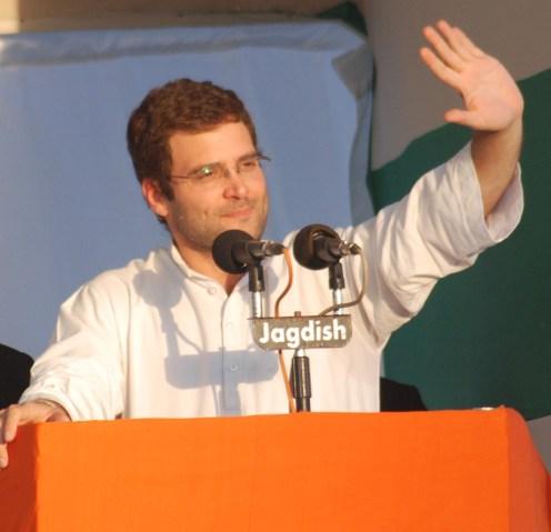 Rahul Gandhi Discorso