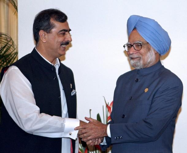 SRI LANKA-INDIA-PAKISTAN-SAARC-SINGH-GILANI
