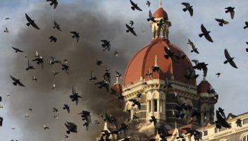 Taj Mahal under attack