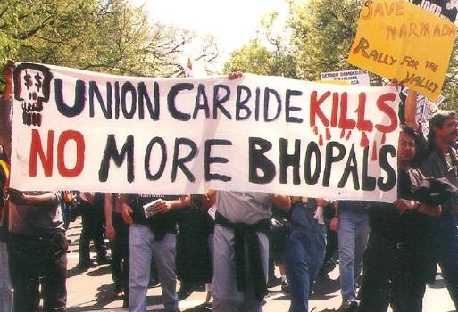 Reportage fotografico da Bhopal.