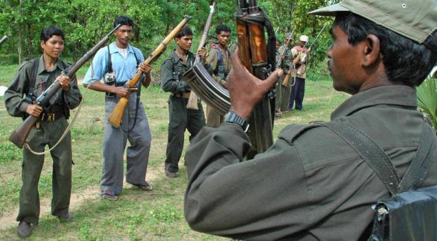 Strage dei Maoisti in Chhattisgarh, 75 poliziotti uccisi.