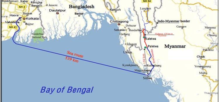 India e Myanmar, nuove infrastrutture rafforzano il legame