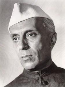 primo ministro Nehru