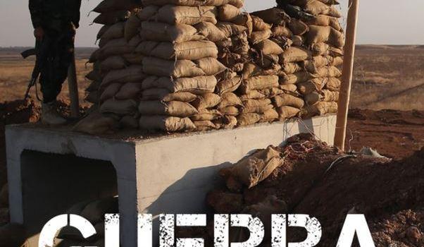 Recensione: Guerra all'ISIS, diario dal fronte Curdo. Di Gastone Breccia