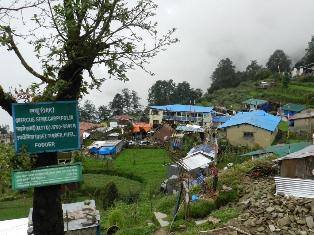 Villaggio di Sermathang