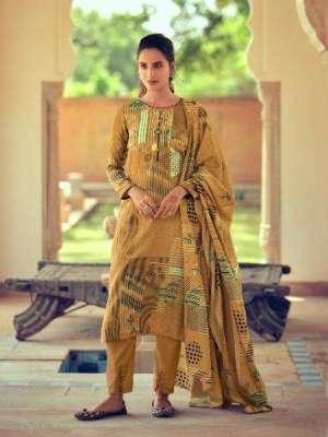 Belliza Aisha Pure Pashmina Printed Salwar Suit D.No.05 Belliza Aisha Pashmina