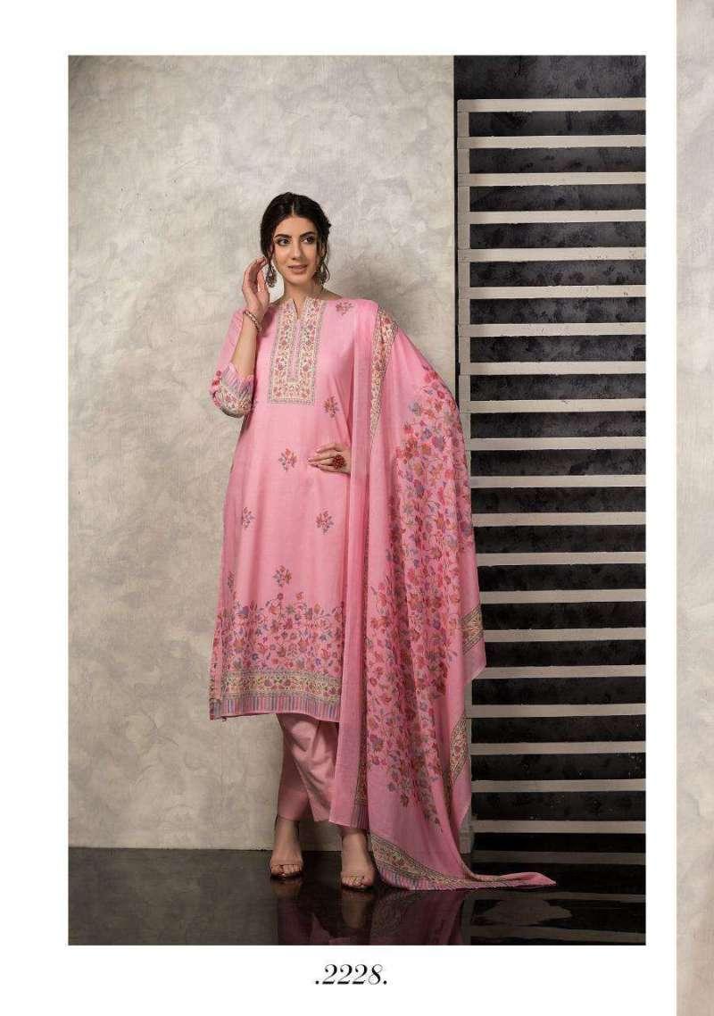 Naariti Varni Cotton Kaani Printed Suit 2228 Naariti Varni