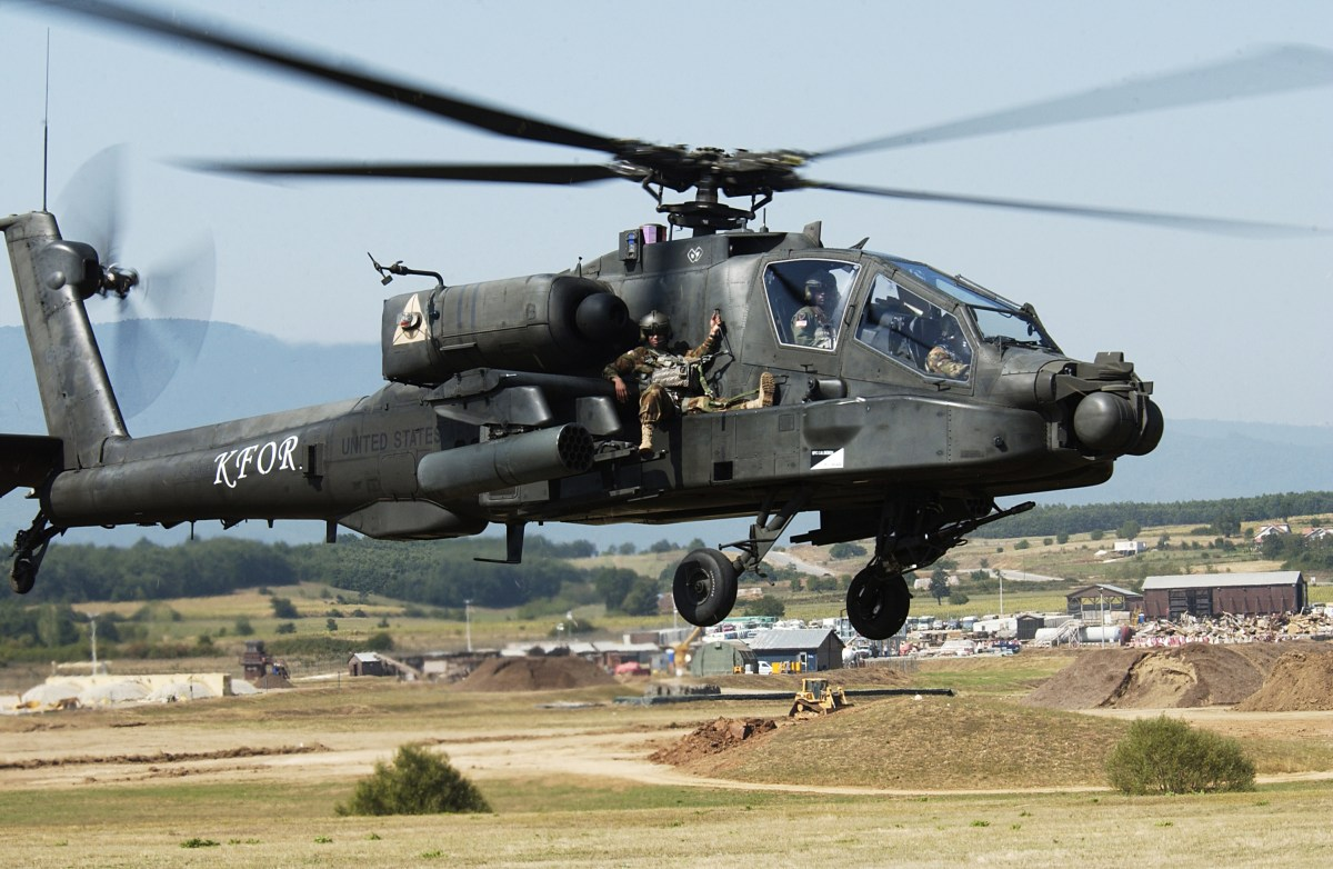 "All about ""Boeing Apache"" : One of the future attack helicopter of Indian AirForce"