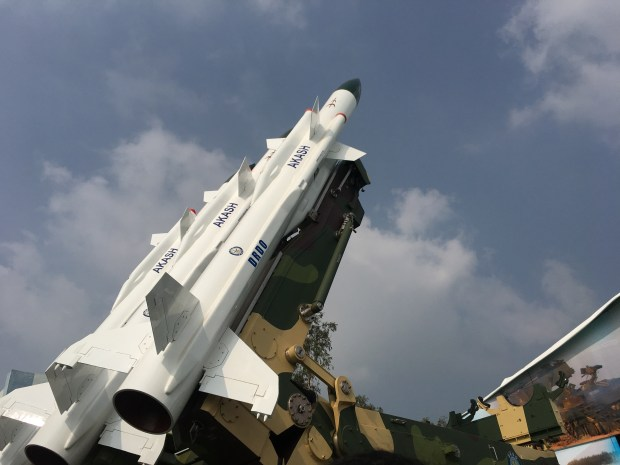 India Achieves Capability to Make Any Type of Surface to Air Missile