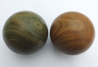 Green Sandalwood Beads (Verawood)