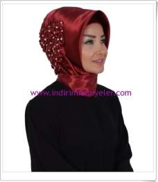 Ayşe-hazir-incili-turban-bordo-