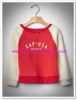 Gap kız çocuk cozy logolu swatshirt-110 TL