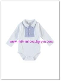 LCW yenidoğan erkek bebek beyaz body-20 TL
