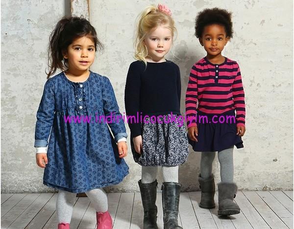 Kanz kız çocuk giyim koleksiyonu