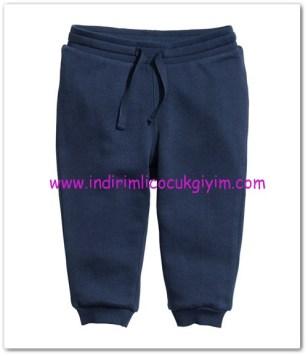 HM-kız bebek lacivert sweashirt pantolon-15 TL