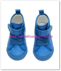 HM-kız bebek mavi yüksek boğazlı spor ayakkabı-35 TL