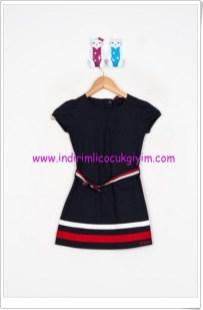 U.S Polo kız çocuk elbise modelleri-40 TL