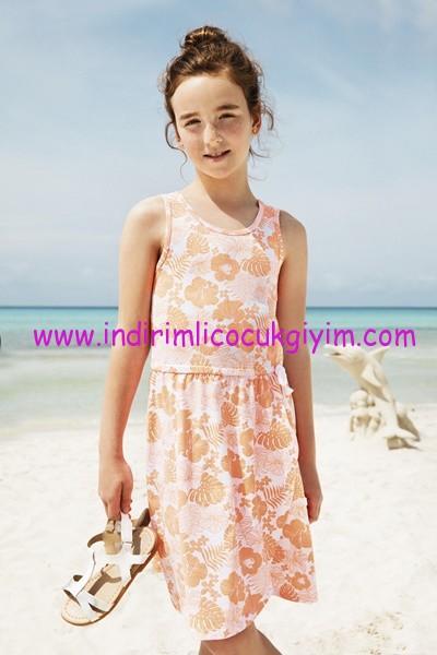LC Waikiki kız çocuk yazlık elbiseler