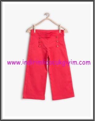 Koton kız çocuk kırmızı pantolon