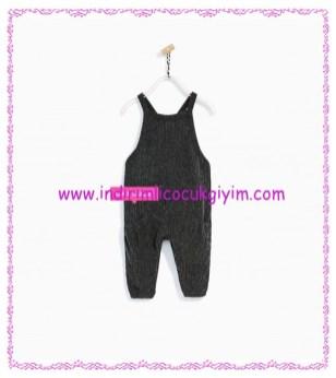 Zara kız bebek dökümlü tulum-66 TL