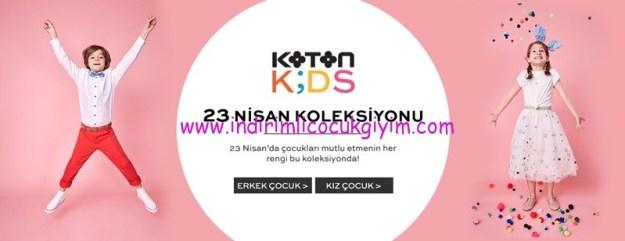 koton kids 23 nisan koleksiyonu