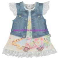 civil baby center penye elbise