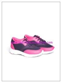 lcw kız çocuk bağcıklı fuşya spor ayakkabı-40 TL
