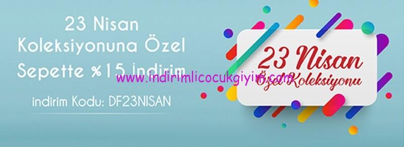 DeFacto 23Nisan lookbook