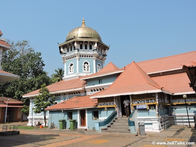 महलासा नारायणी मंदिर, गोवा