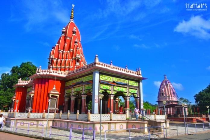 Shyama Mandir Darbhanga Frontview