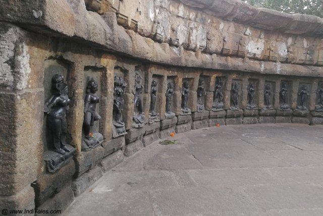 चौसठ योगिनी मंदिर हीरापुर ओडिशा