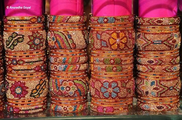 Ladd bazar of hyderabad