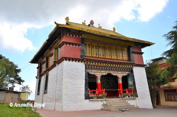 Bomdila's Buddhist Vihara