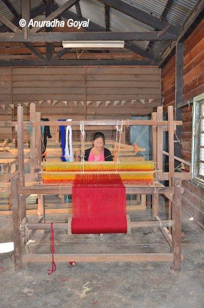 Government Handicraft Center - Bomdila, Arunachal Pradesh